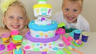 Download Play-Doh Sweet Shoppe Cake Mountain Video