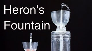 Download Make Non Stop Heron's Fountain With Plastic Bottle Video
