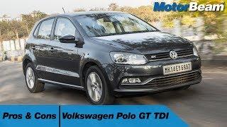 Download Volkswagen Polo GT TDI - Pros & Cons | MotorBeam Video
