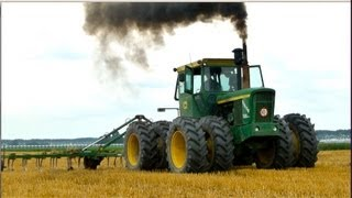 Download John Deere 7520 - Real American Horsepower! Video