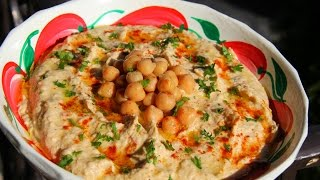 Download The Ultimate Hummus #TastyTuesdays | CaribbeanPot Video