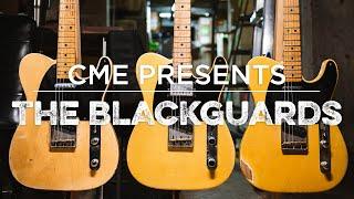 Download The Blackguards '51 & '53 Tele, & '53 Esquire | CME Vintage Demo | Shelby Pollard Video