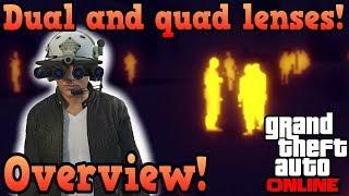Download Lens helmet guide - GTA Online Video