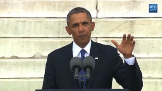 Download President Obama's March On Washington Speech (Complete HD) Video