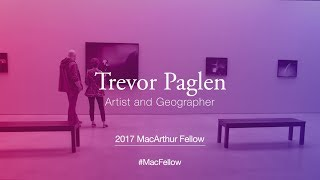 Download Artist and Geographer Trevor Paglen | 2017 MacArthur Fellow Video