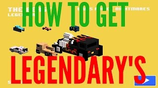 Download What it Takes to Get Legendary's - Smashy Road - How to get Legendary Cars in Smashy Road Video
