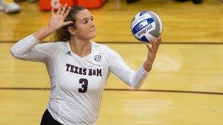 Download Volleyball: Highlights | A&M 3, Arkansas 0 Video