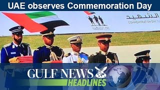 Download UAE observes Commemoration Day - GN Headlines Video