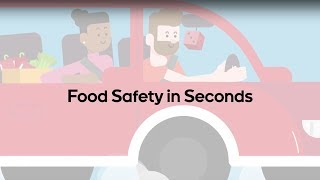 Download Food Safety in Seconds Video