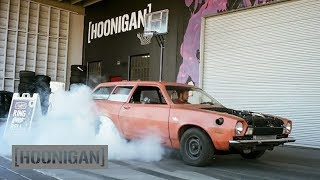 Download [HOONIGAN] DT 004: A Pinto Nukes the Donut Garage, Plus Ken Block Video