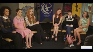 Download The Women of 'Game of Thrones' Reflect on Hardships [GMA EXCLUSIVE] Video
