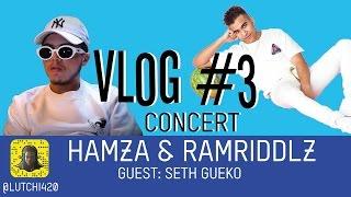 Download Vlog #3 Concert Hamza & Ramriddlz (Version Sauce God) - Lutchi420 Video