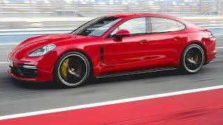 Download New Porsche Panamera GTS Sport Turismo World Premiere 2019 CARJAM TV Video