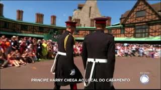 Download Príncipe Harry chega para o casamento no Castelo de Windsor Video