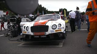Download Chris Harris Drives The Bentley Continental GT3 At Spa | Top Gear Video