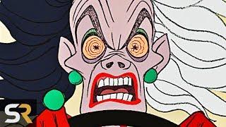 Download 10 Messed Up Origin Stories of Disney Villains Video