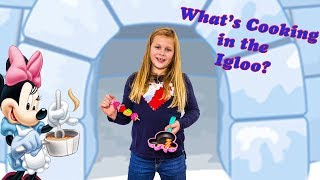 Download PJ Masks is at What's Cooking in the Assistant Igloo Kitchen Minnie Brunch Set and Coffee Maker Video