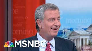 Download NYC Mayor Bill de Blasio Demands WH Give More Information On Kids | Morning Joe | MSNBC Video