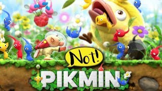 Download NOT PIKMIN Video