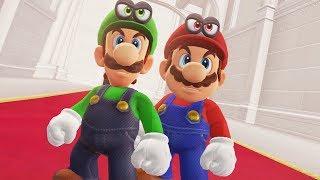 Download Super Mario Odyssey - Mario & Luigi Final Boss + Ending Video
