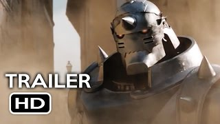Download Fullmetal Alchemist Live-Action Official Trailer #2 (2017) Action Movie HD Video