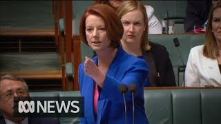Download Julia Gillard's ″misogyny speech″ in full Video