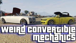Download Weird Convertible Mechanics (GTA V) Video