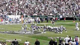 Download Janikowski from 76 yards Video