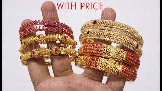 Download 1 gram gold bangles with price / Gold bangles online shopping Video