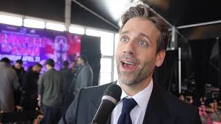 Download 'ANTHONY JOSHUA IS SCARED OF NO-ONE! - BUT IS PERCEIVED AS A DUCKER' - MAX KELLERMAN ON FURY/WILDER Video