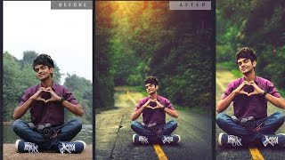 Download Photoshop Tutorial | How To Change a Photo Background Perfectly Video