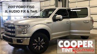 Download FORD F150 JL AUDIO FiX & TwK Video