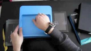 Download BlackBerry Playbook, An Unboxing Video Video