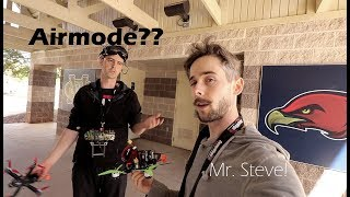 Download Idle up (throttle cut) VS Airmode blind test! Video