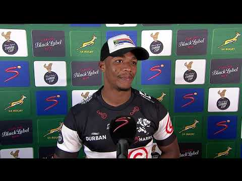 Currie Cup Premier Division | Sharks v Bulls | Interview with Grant Williams