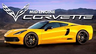 Download 2019 Mid-Engine Corvette C8: OUT IN PUBLIC (New Photos & What We Know) Video