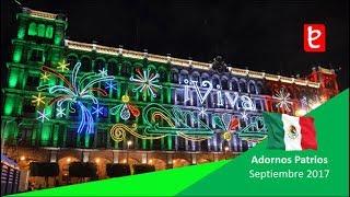 Download Iluminación Patria 2017 en el Zócalo de la CDMX | edemx Video