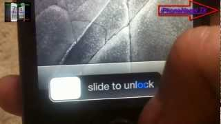 Download How To Change Slide To Unlock Text Color On iPhone 5/4s/4/3Gs/3G, iPod Touch & iPad Mini (Any iOS) Video