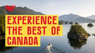 Download Explore Canada - the best of the best of the best. Video