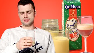 Download Irish People Try American Christmas Cocktails Video