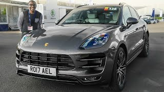 Download Learning To Maximize The Brand New 2017 Porsche Macan Turbo's Performance Video