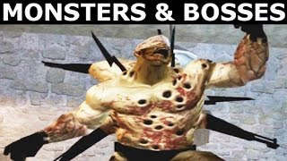 Download The Suffering - All Monsters & Bosses (No Commentary) (Horror Game) Video