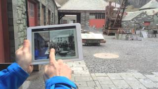 Download iBeacon pilot at the National Slate Museum, North Wales Video
