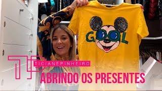 Download ABRINDO MEUS PRESENTES DE ANIVERSÁRIO   TICI PINHEIRO Video