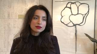 Download UNESCO Goodwill Ambassador Deeyah Khan warns against attacks on artistic expressions. Video