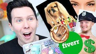 Download Buying Weird Stuff On Fiverr! Video