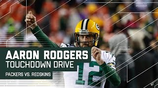 Download Aaron Rodgers Responds With Spectacular TD Drive! | Packers vs. Redskins | NFL Video