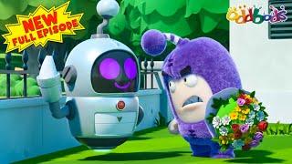 Download Oddbods   NOUVEAU   ASSISTANT ROBOT   ÉPISODE COMPLET   Dessins animés amusants pour les enfants Video