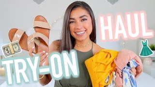 Download Huge Try On Haul - Nordstrom Anniversary Sale & Back To School Haul! Video