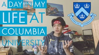Download A Day in My Life at Columbia University Video